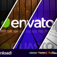 RIBBON WALL LOGO REVEAL (VIDEOHIVE PROJECT) – FREE DOWNLOAD