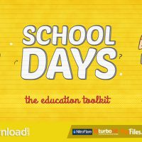 VIDEOHIVE SCHOOL DAYS TOOLKIT – FREE DOWNLOAD