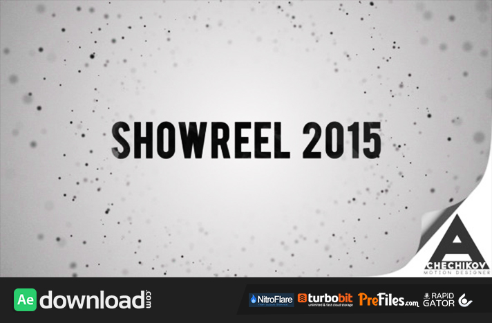 Showreel Broadcast Package Free Download After Effects Templates