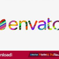 SIMPLE FLAT LOGO REVEAL 10839756 (VIDEOHIVE TEMPLATE) FREE DOWNLOAD