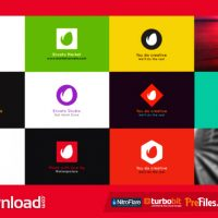 SIMPLE FOLDING LOGO (VIDEOHIVE PROJECT) – FREE DOWNLOAD