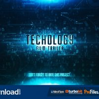 SKY TECHNOLOGY FILM TRAILER (VIDEOHIVE) – FREE DOWNLOAD