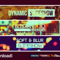 SLIDESHOW PACK 3 IN 1 (VIDEOHIVE PROJECT) – FREE DOWNLOAD