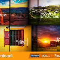 VIDEOHIVE SLIDING SLIDES – FREE DOWNLOAD
