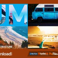 SLIDING SLIDESHOW (VIDEOHIVE PROJECT) – FREE DOWNLOAD