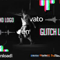 VIDEOHIVE SOUND GLITCH – LOGO REVEAL  – FREE DOWNLOAD