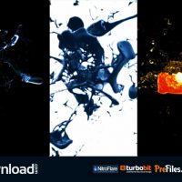 SPLASH LOGO REVEAL (VIDEOHIVE) – FREE DOWNLOAD