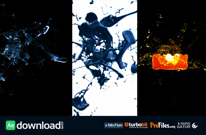 Splash Logo Reveal Free Download After Effects Templates