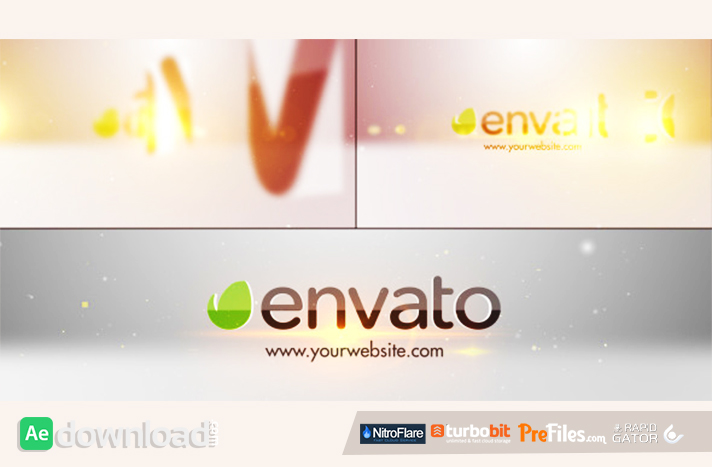 Stylish Logo Form Free Download After Effects Templates
