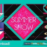 SUMMER SHOW PACKAGE (VIDEOHIVE PROJECT) – FREE DOWNLOAD