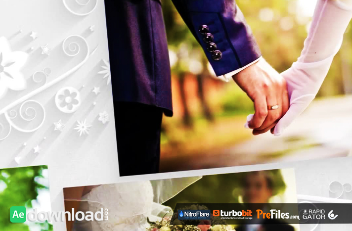 TRADITIONAL WEDDING PACK Free Download After Effects Templates