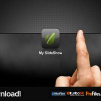 VIDEOHIVE TABLET PHOTO BROWSER PORTFOLIO SLIDESHOW  – FREE DOWNLOAD