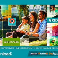 THE GRID SLIDES BUILDER – (VIDEOHIVE TEMPLATE) – FREE DOWNLOAD