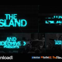 THE ISLAND (SCI FI) CINEMATIC TITLE SEQUENCE (VIDEOHIVE PROJECT) – FREE DOWNLOAD