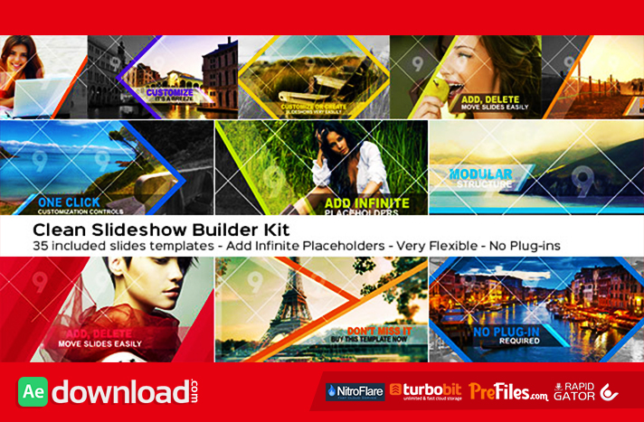 The Slider Wizard Builder Kit Free Download After Effects Templates
