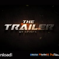 THE TRAILER (VIDEOHIVE) – FREE DOWNLOAD