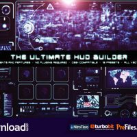 THE ULTIMATE HUD BUILDER (VIDEOHIVE TEMPLATE) FREE DOWNLOAD