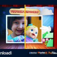 THEATER FOR KIDS (VIDEOHIVE PROJECT) – FREE DOWNLOAD