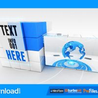 TRANSFORMING CUBE – (VIDEOHIVE TEMPLATE) – FREE DOWNLOAD