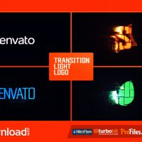 TRANSITION LIGHT LOGO (VIDEOHIVE PROJECT) – FREE DOWNLOAD