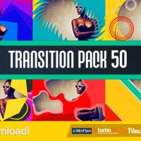 VIDEOHIVE TRANSITION PACK 50 – FREE DOWNLOAD