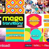 Transitions 555 (VIDEOHIVE PROJECT) – FREE DOWNLOAD