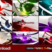 ULTIMATE BROADCAST NEWS PACKAGE – (VIDEOHIVE TEMPLATE) – FREE DOWNLOAD