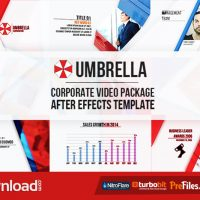UMBRELLA – CORPORATE VIDEO PACKAGE (VIDEOHIVE) – FREE DOWNLOAD