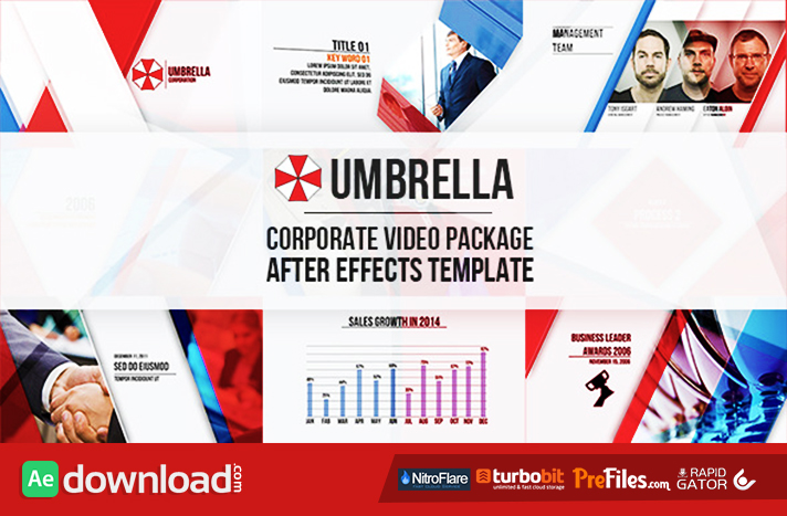 Umbrella corporate video package videohive free download umbrella corporate video package free download after effects templates wajeb Gallery