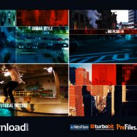 URBAN STYLE | DYNAMIC OPENER (VIDEOHIVE PROJECT) – FREE DOWNLOAD