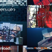 VIDEOHIVE 3D DYNAMIC CUBES PROMO – FREE DOWNLOAD