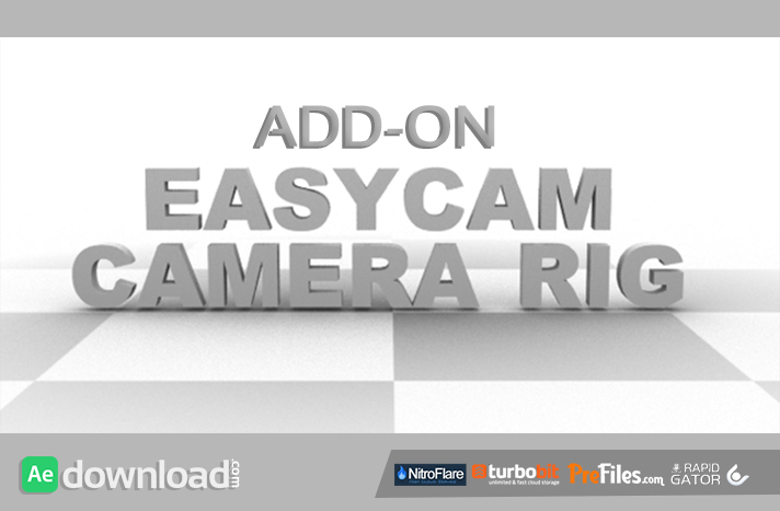 VIDEOHIVE EASYCAM CAMERA RIG Free Download After Effects Templates