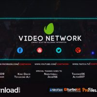 VIDEO GAME NETWORK BROADCAST PACKAGE (VIDEOHIVE PROJECT) – FREE DOWNLOAD