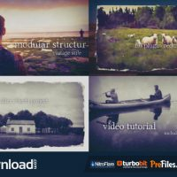 VIDEOHIVE EPIC TITLES – VINTAGE OPENER – FREE DOWNLOAD
