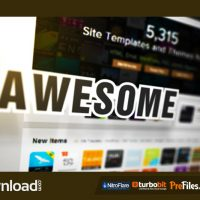 WEBSITE/WEBPAGE/WORDPRESS PROMOTION (VIDEOHIVE) – FREE DOWNLOAD