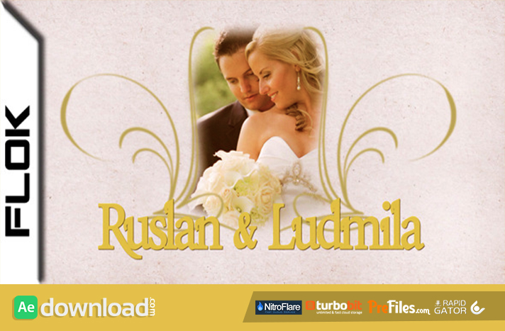 Wedding Al V2 Free After Effects Templates