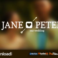 WEDDING TITLES (VIDEOHIVE) – FREE DOWNLOAD