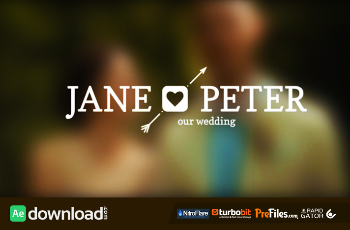 WEDDING TITLES (VIDEOHIVE) - FREE DOWNLOAD - Free After Effects
