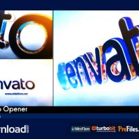 WHITE LOGO OPENER – (VIDEOHIVE TEMPLATE) – FREE DOWNLOAD