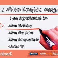 WHITEBOARD ANIMATION (VIDEOHIVE PROJECT) – FREE DOWNLOAD