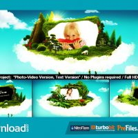 WONDERWORLD – (VIDEOHIVE TEMPLATE) – FREE DOWNLOAD