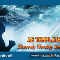 WORSHIP HEAVEN – TITLE OPENER (VIDEOHIVE) – FREE DOWNLOAD
