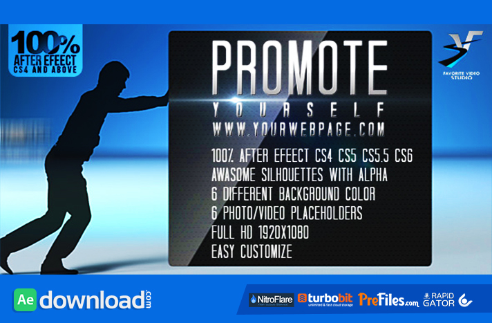 Your Best Product Promo Free Download After Effects Templates