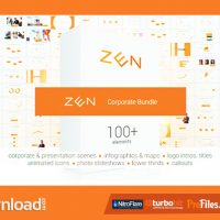 ZEN PRESENTATION BUNDLE (VIDEOHIVE PROJECTS) – FREE DOWNLOAD