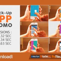 IMOCK-UP APP PROMO (VIDEOHIVE) – FREE DOWNLOAD