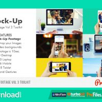 IMOCK-UP REAL FOOTAGE VOL 3 TOOLKIT (VIDEOHIVE PROJECT) – FREE DOWNLOAD