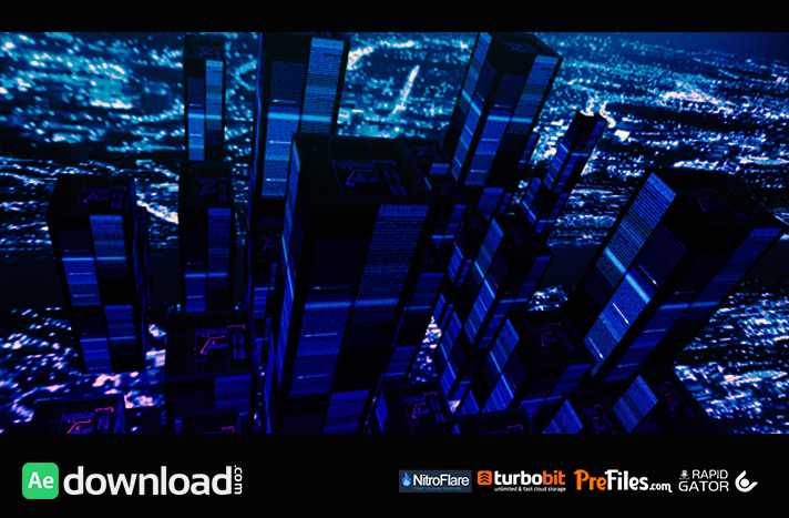 terminal city matrix videohive project free download