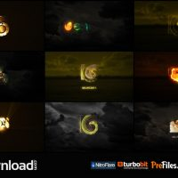 10 CINEMATIC LOGOS (VIDEOHIVE PROJECT) FREE DOWNLOAD