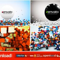 2 IN 1 SOCIAL NETWORK LOGO REVEAL (VIDEOHIVE PROJECT) FREE DOWNLOAD