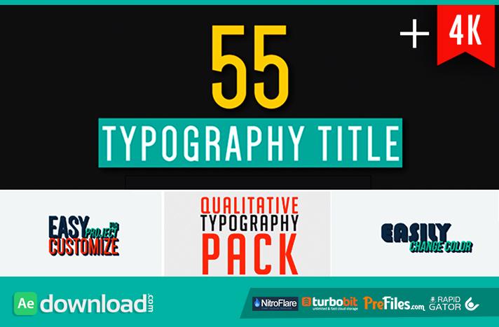 55 Qualitative Typography
